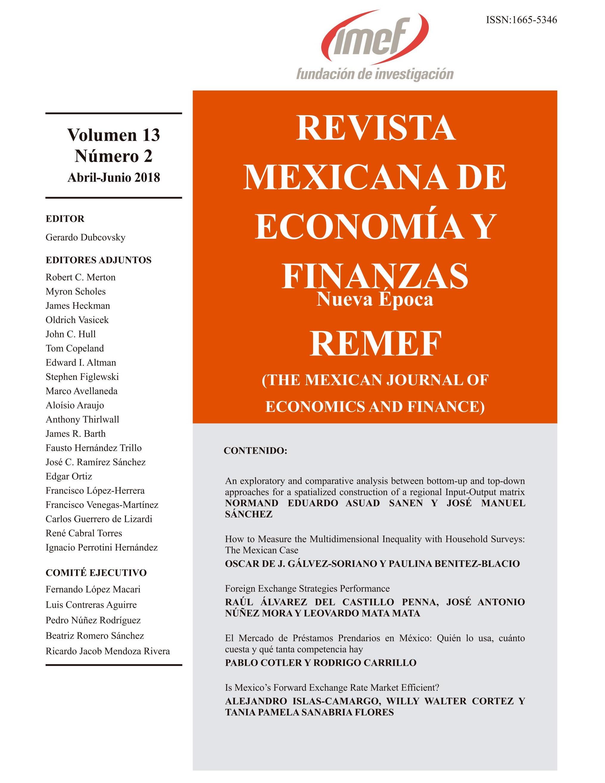 REMEF Vol. 13 No. 2