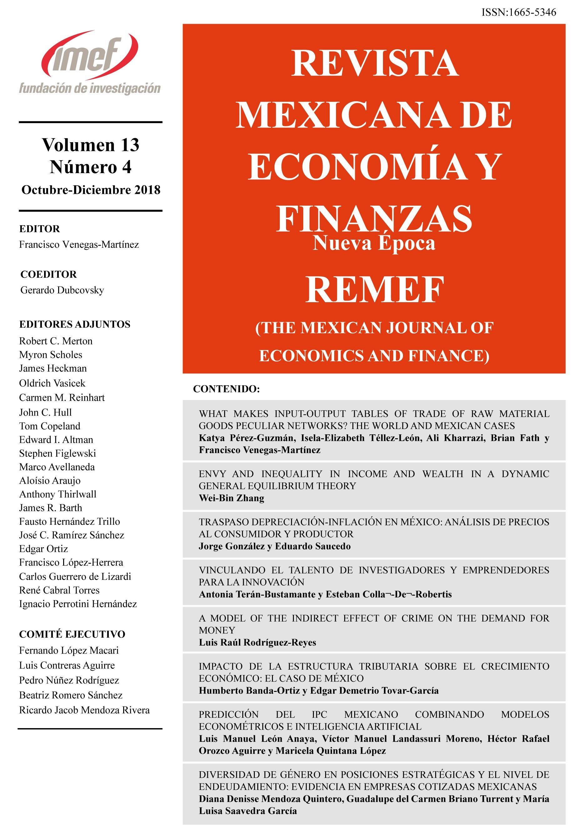 REMEF Vol. 13 No. 4
